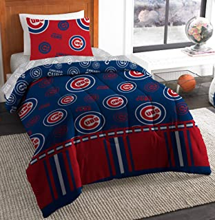 MLB Chicago Twin Bed in a Bag Complete Bedding Set #758223350