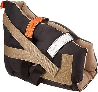 Rolyan Heel Boot, Universal Size, Supportive Heel Brace for Plantar Fasciitis, Achilles Tendonitis, and Heel Spurs, Heel Protector Shoe, Off-Loading Heel and Ankle Protector