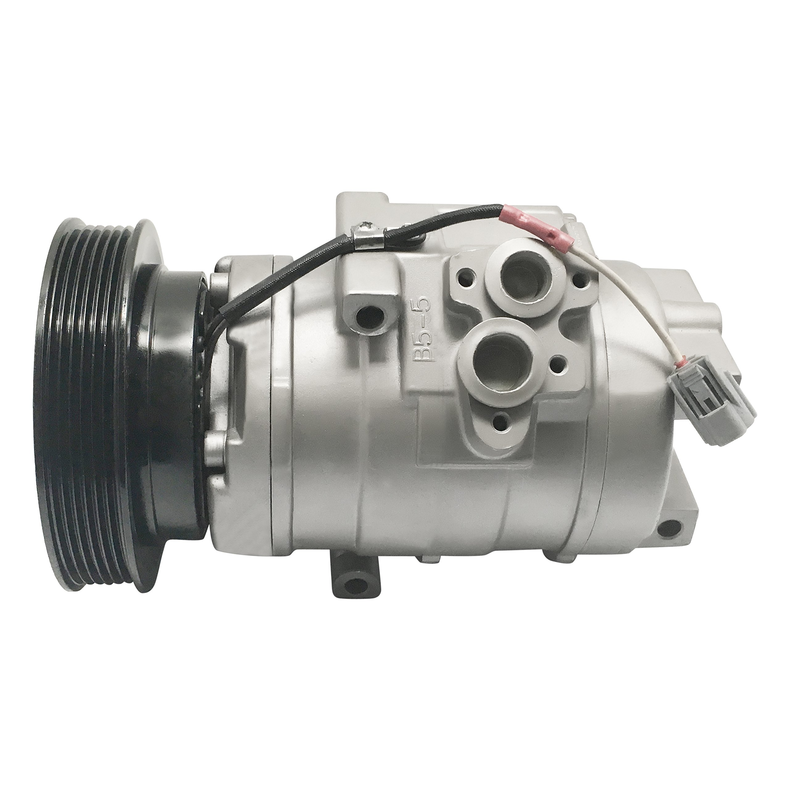 RYC Remanufactured AC Compressor and A/C Clutch GG342