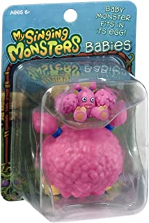 My Singing Monsters Baby Pompom Collectible Figure with Egg