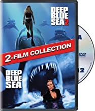 Deep Blue Sea/Deep Blue Sea 2 (DVD)