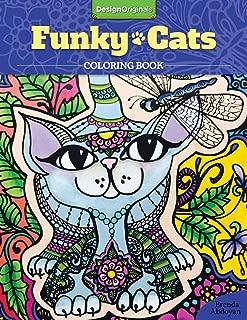 Funky Cats Coloring Book (Design Originals)
