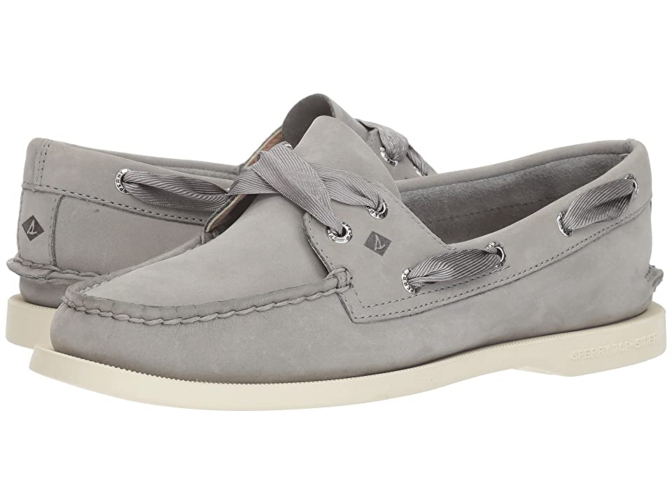 Sperry A/O Satin Lace (Grey) Women
