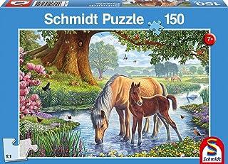 Schmidt Spiele - 56161 - Puzzle Classique - 150 Pièces