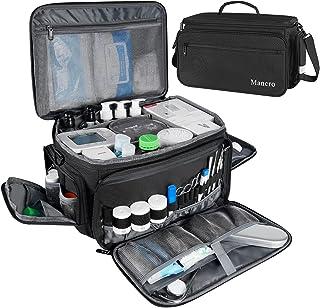 کیف پرستار Mancro ، کیف لوازم پزشکی با تقسیم کننده داخلی