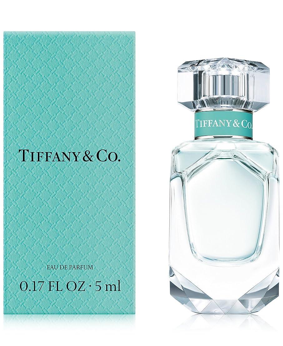 通行料金のホストポゴスティックジャンプTiffany&Co. ティファニー 香水 オードパルファム 5ml ミニサイズ