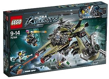 LEGO (Ultra Agent Hurricane Robbery 70164