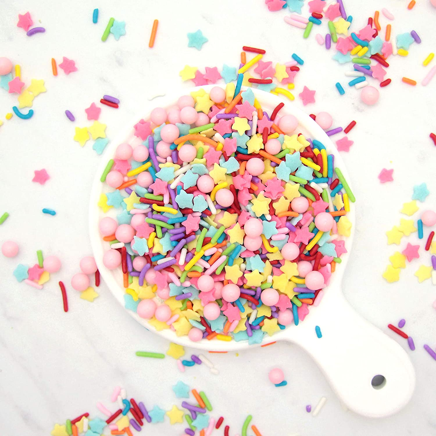 Whimsical Birthday Fashionable Party Sprinkle Mix lbs. New popularity Bulk 5