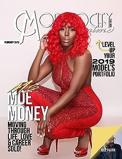 Modelocity Online Magazine: Ms Moe Money Moving Through Life, Love & Career Solo (English Edition)