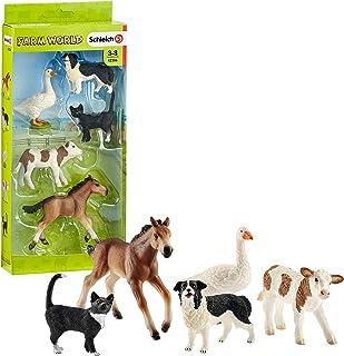 Schleich Assorted Farm World Animals Set, Multi-Colour