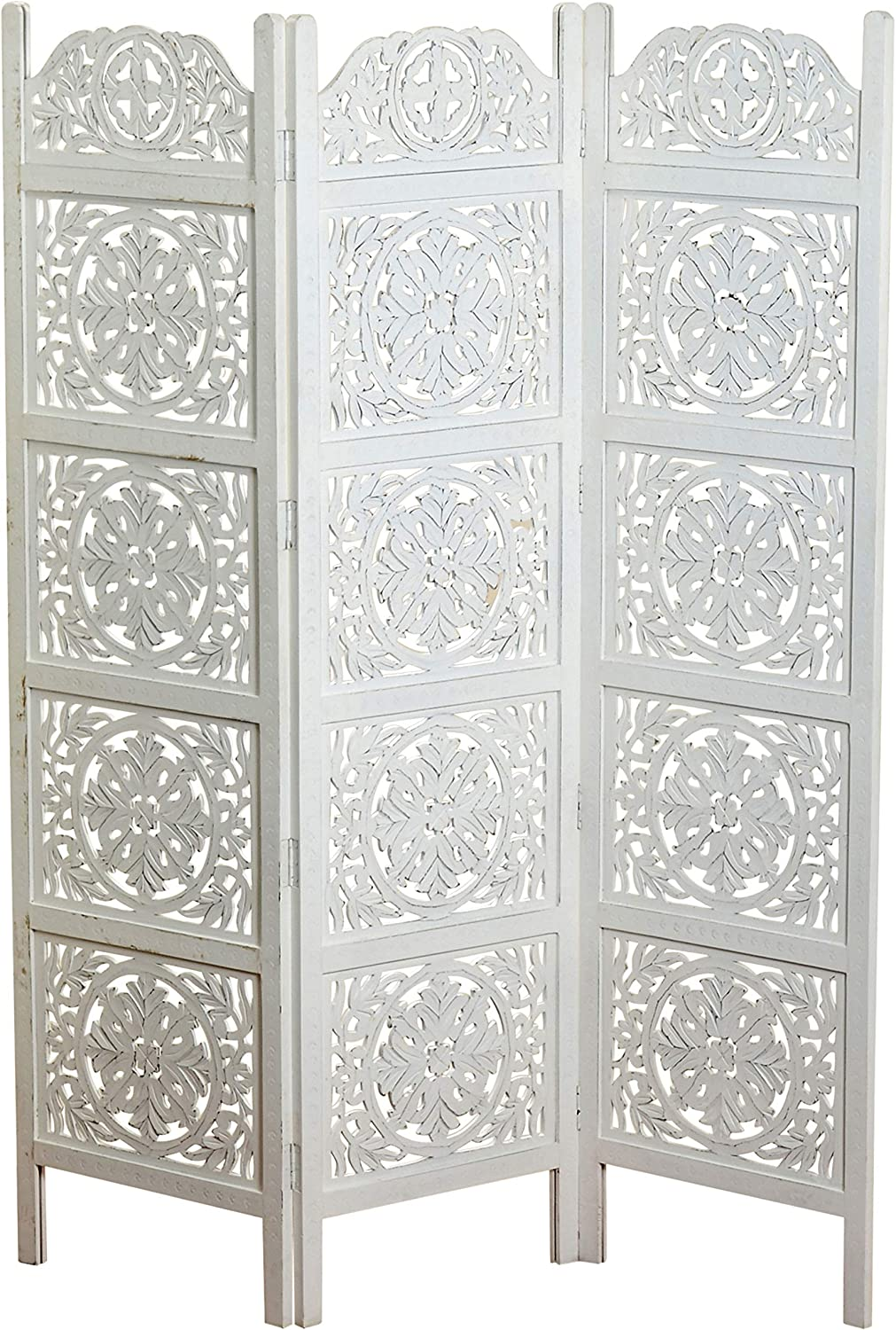 Heritage Home Screen Farmhouse Room Indefinitely Divider Style Magno Clearance SALE! Limited time! Vintage