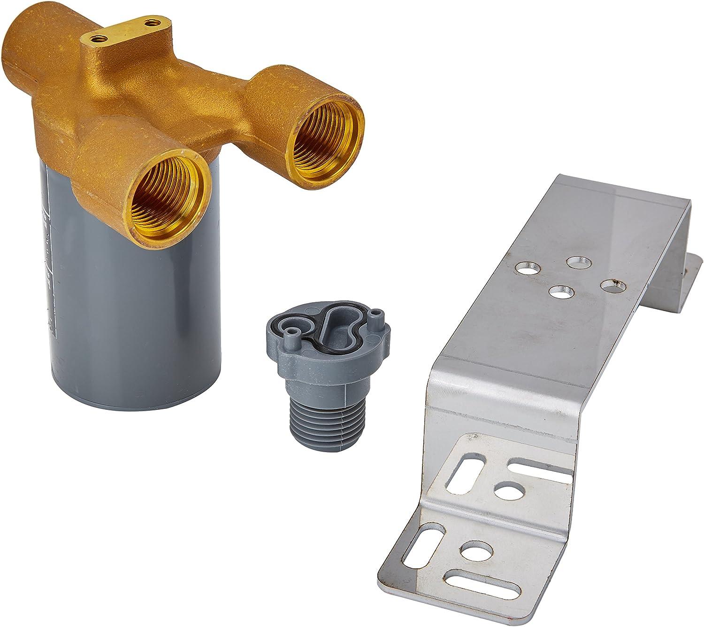 RUBINETTERIA Fantini 4400?M063?A Body Built-in Shower Mixer Tap Fountains, Icon, Chrome