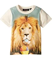 Rock Your Baby - Summertime Lion Short Sleeve Tee (Infant)