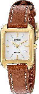 Citizen Women's Eco-Drive Goldtone Chandler Strap Watch