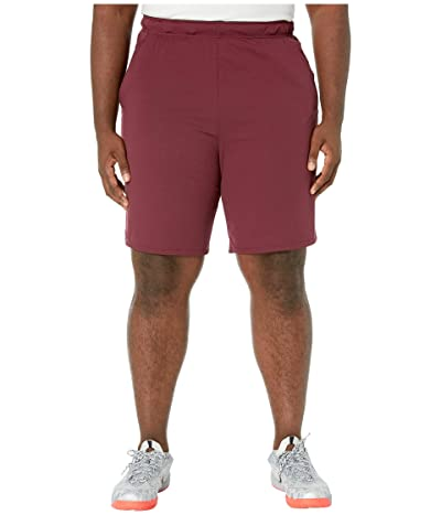 Nike Big Tall Dry Shorts 4.0 (Night Maroon/Black) Men