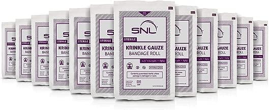 SNL Sterile Krinkle Kerlix Type 4 1/2