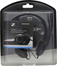 Sennheiser 5 Chat - Auriculares para PC, Color Negro