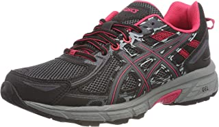ASICS Gel-Venture 6 Womens Running Trainers T7G6N Sneakers Shoes
