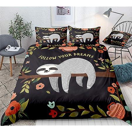 show original title Details about  /3D Antelope H03 Animal Bed Pillow Cases Quilt Duvet Cover Set Angelia
