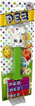 Easter Pez Floppy Ear White Rabbit Candy and Dispenser by Pez Candy