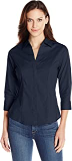 Women's Easy Care ¾ Sleeve Woven Shirt