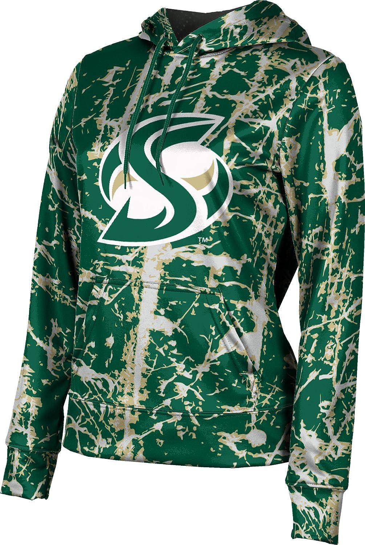 ProSphere Sacramento State University Girls' Pullover Hoodie, School Spirit Sweatshirt (Distressed)