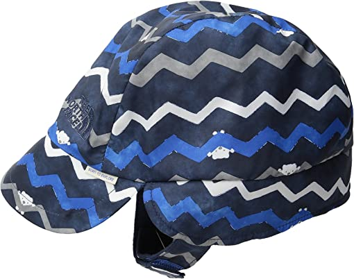 Jake Blue Chevron Print (Prior Season)
