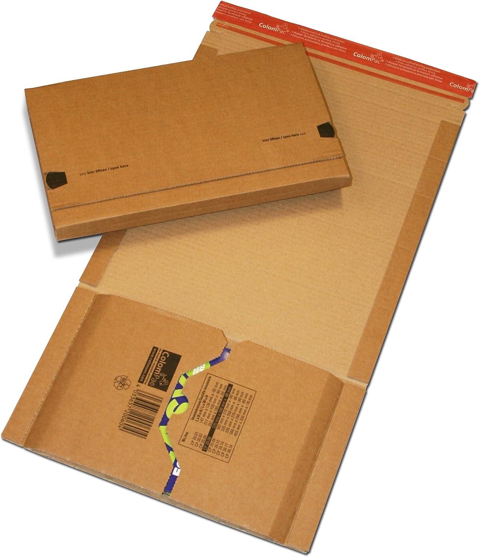 ColomPac 390 x 280 280 280 x 90 mm Versandboxen mit (20 Stück) B00LPIEGGU      Rabatt  97fb0b