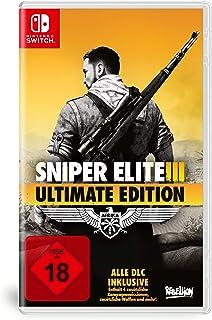 Sniper Elite 3 ULTIMATE EDITION - Nintendo Switch [Edizione: Germania]