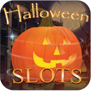 Slot Machines Halloween Party