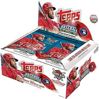 2018 Topps Series 2 MLB Baseball RETAIL box (24 pk)