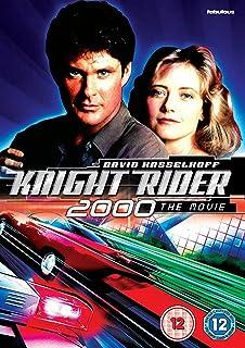 Knight Rider 2000 The Movie [Reino Unido] [DVD]