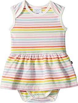 Rainbow Ballerina Romper (Infant)