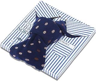 UNGILA, Hombre Casuales Divertidos Calcetines de Algodón Multicolor Corbata 1 Par Regalo para Papá Marido Abuelo Niño Hermano Novio 36-40