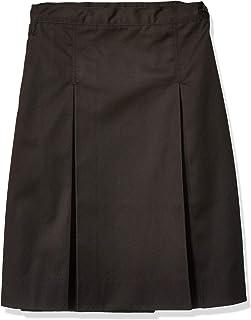 Classroom Uniforms girls Girls kick pleat skirt with inside adjus Skirt