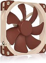 Noctua NF-A14 FLX, Premium Quiet Fan, 3-Pin (140mm, Brown)