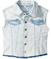 Bleached Vest (Big Kids)