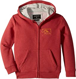 Diamond Zip Hoodie (Big Kids)