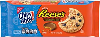Chips Ahoy! Reese's Peanut Butter Cup Cookies. 9.5 Ounce