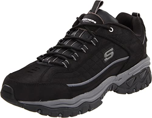 Skechers Sport Hommes's Energy Downforce Lace-Up paniers, noir, 11.5 11.5 M US  grande vente