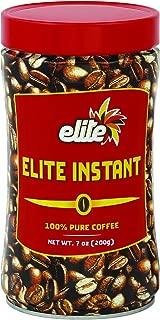 Elite Instant Coffee, 7 Oz (Case of 12)