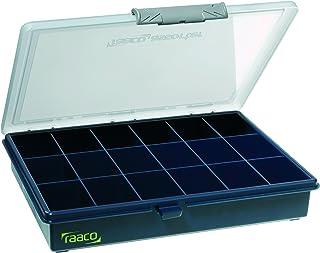 raaco 136167 PSC fix-18 - Maletín clasificador, color azul oscuro