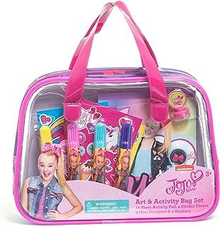 JoJo Siwa Art & Activity Bag Set