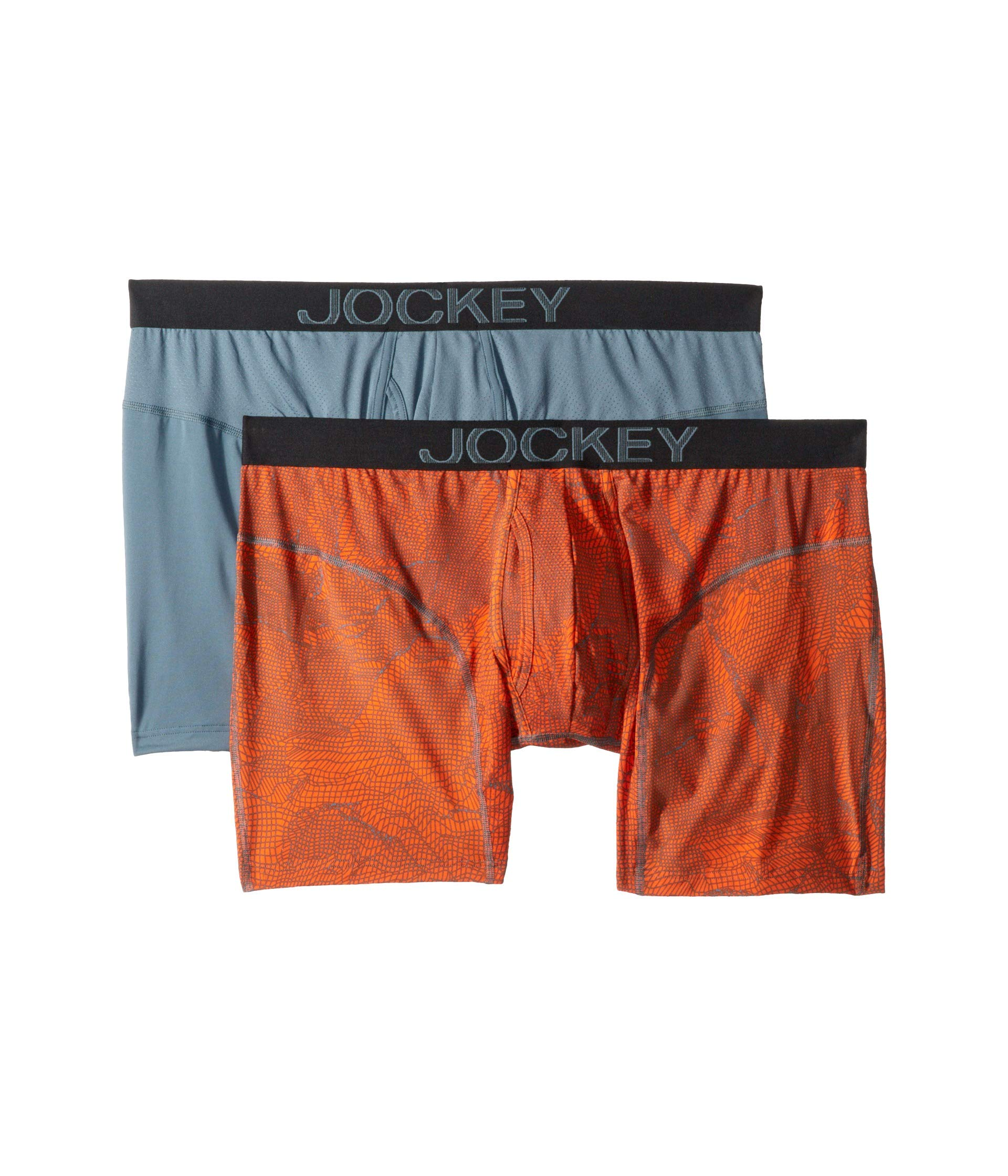 Brief Orange Boxer Athletic pack 2 Orange Jockey grey Net Rapidcool sunset Sq1vxtwwH