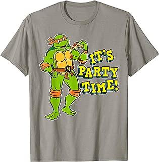 Teenage Mutant Ninja Turtles Leonardo Party Time T-Shirt