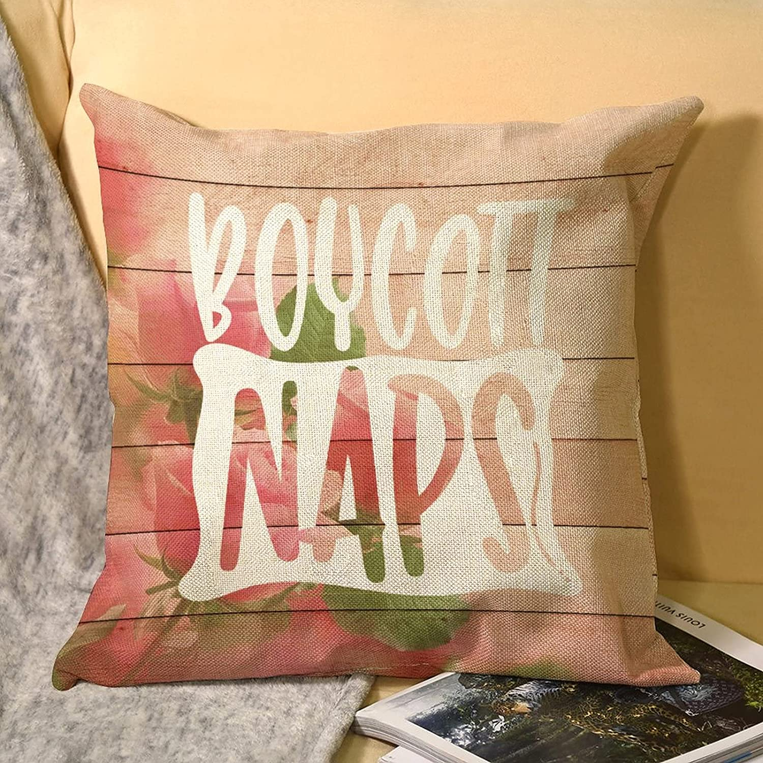 by Unbranded Pillowcase Sweat Release Sofa Pillow gift Home Directly managed store Cases