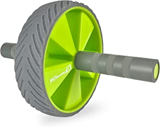 MDBuddy Ab Wheel Roller - Quick to Assemble, is Sturdy, Smooth Rolling, has Very Comfortable, Non- Slip Handles and Will Certainly Last You a Lifetime