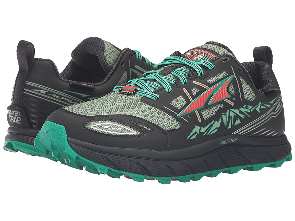Altra Footwear Lone Peak 3 Neoshell (Black/Mint) Women