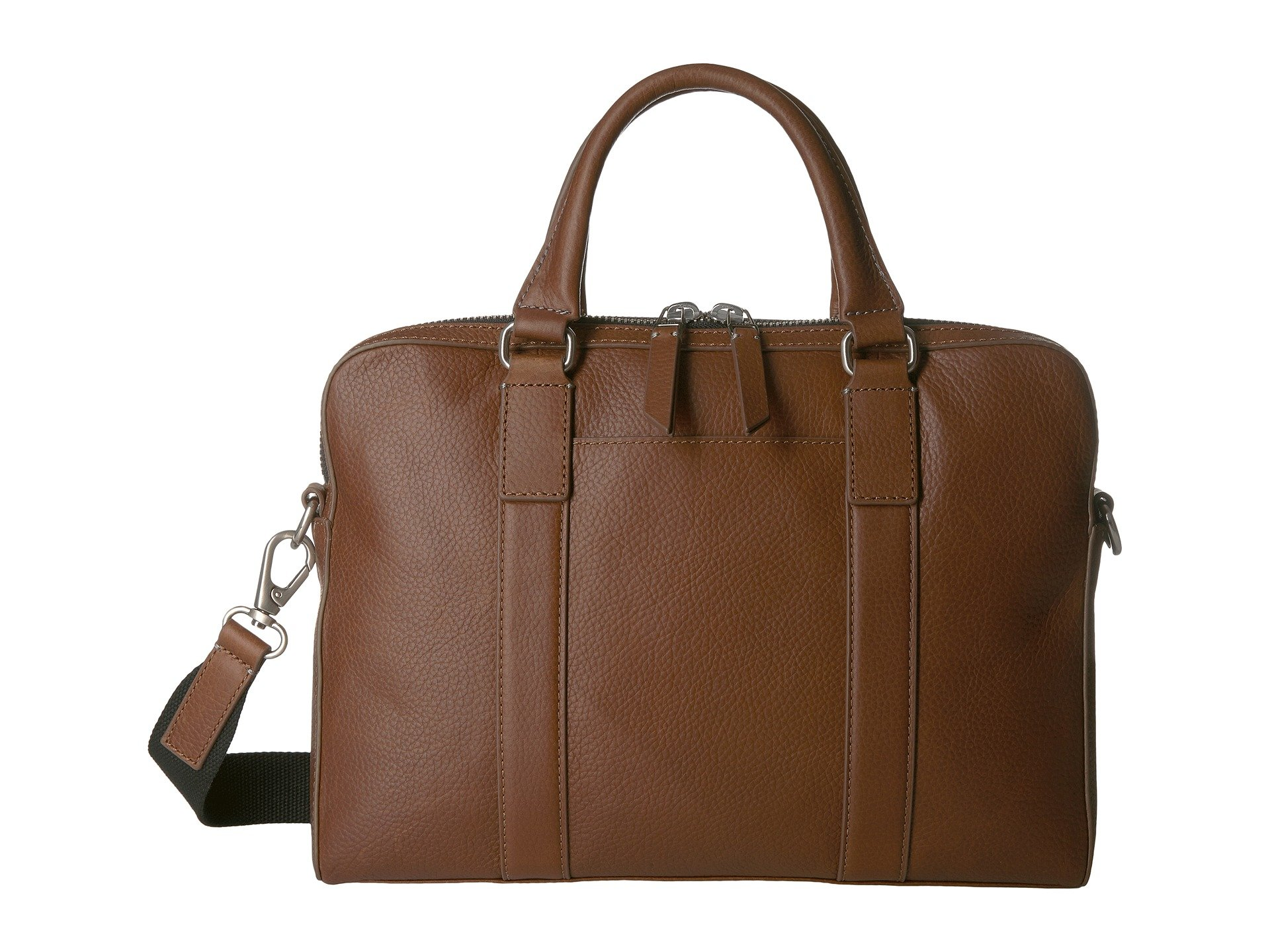 Maletin para Hombre Fossil Mayfair Top Zip Workbag  + Fossil en VeoyCompro.net