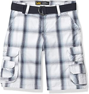 Lee Dungarees Belted Wyoming Cargo Short